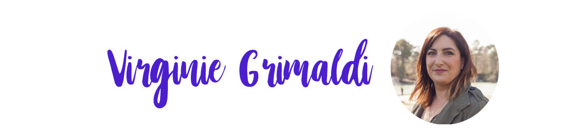 Virginie Grimaldi – Site officiel